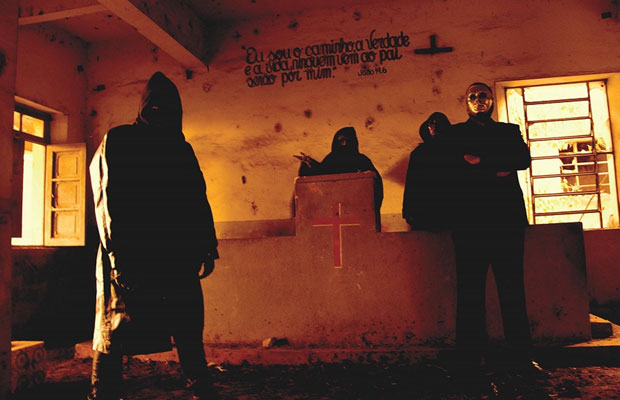 Brazilian doom metal band THE EVIL sign with OSMOSE PRODUCTIONS