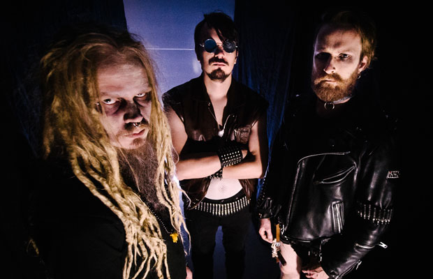 BLACK MASS PERVERTOR set release date for new BLOOD HARVEST mini-album and reveal first track