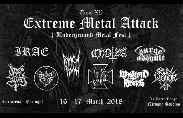 EXTREME METAL ATTACK festival 15