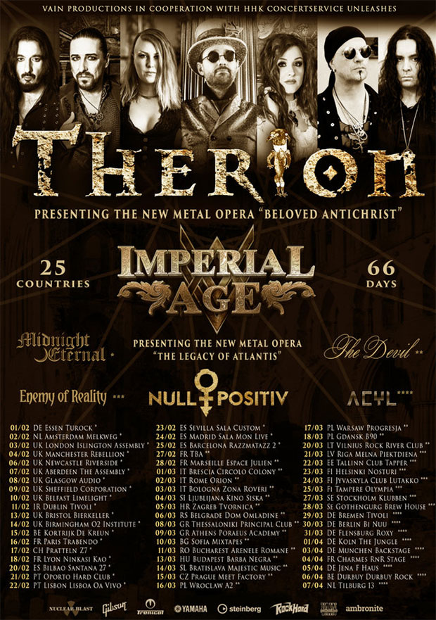THERION, IMPERIAL AGE, NULL POSITIV