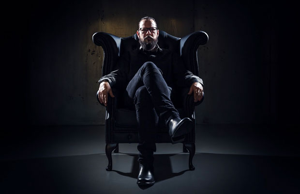 "IHSAHN announces new album details, ""Àmr"" due for release in May and premieres video"