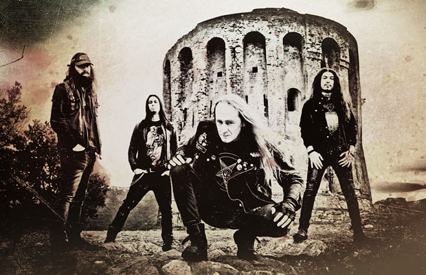 NECRODEATH, 'The Triumph Of Pain' video released