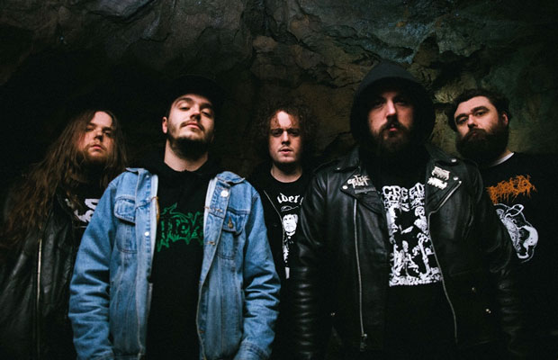 OUTER HEAVEN sign to RELAPSE RECORDS and set to record debut full-length