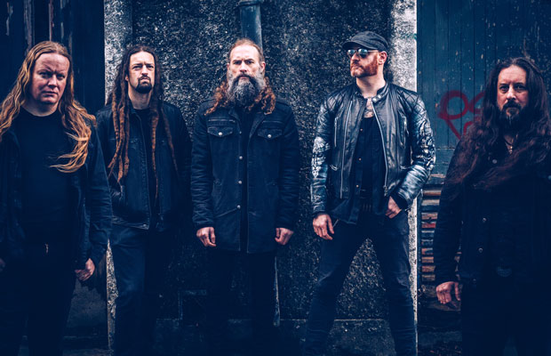 PRIMORDIAL releases video for new single 'To Hell Or The Hangman'