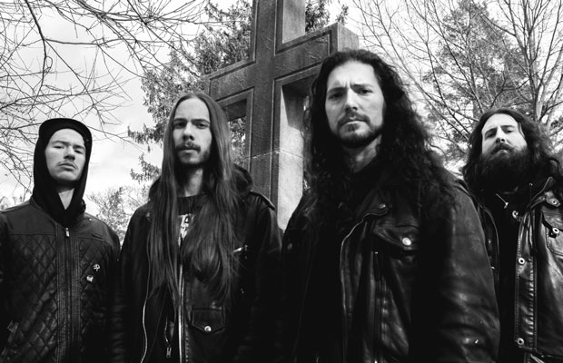"SENTIENT HORROR reveal details and song from new EP ""The Crypts Below"""