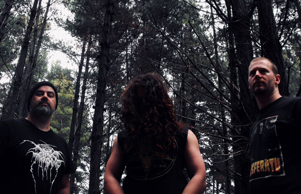 VAHRZAW set release date for new BLOOD HARVEST album and reveal first tracks
