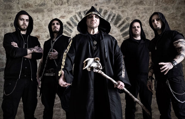 "VARATHRON premiere new track 'Ouroboros Dweller' from upcoming album ""Patriarchs Of Evil"""